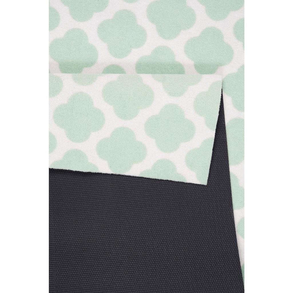 Zala Living Läufer »Flair«, rechteckig, 5 mm Höhe, In- und Outdoor geeignet, rutschhemmend