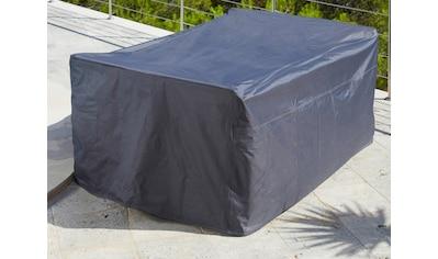 KONIFERA Gartenmöbel-Schutzhülle »Florenz / Korsika«, für Gartenmöbelset, (L/B/H) 195x128x94 cm kaufen