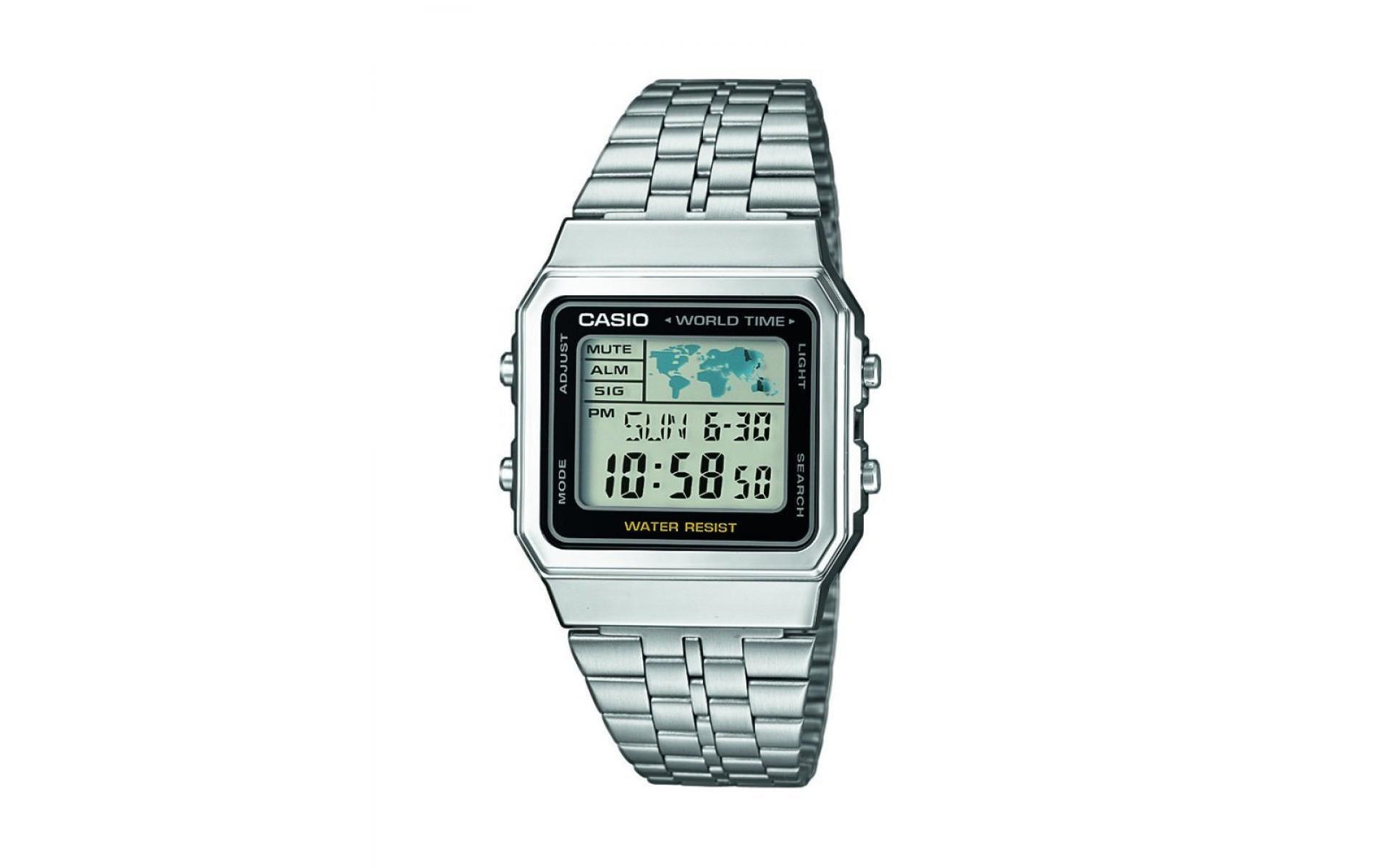 Image of Armbanduhr, Casio, »A500WEA-1EF«