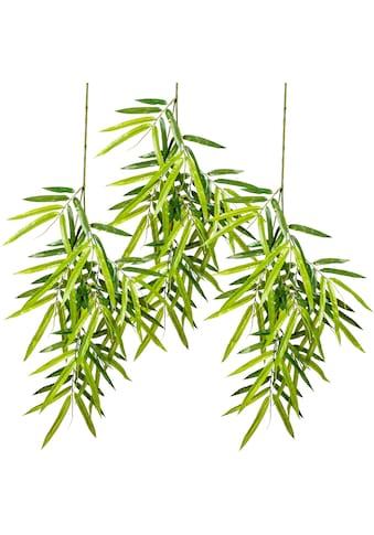 Creativ green Kunstranke »Bambuszweig, hängend«, 3er Set kaufen