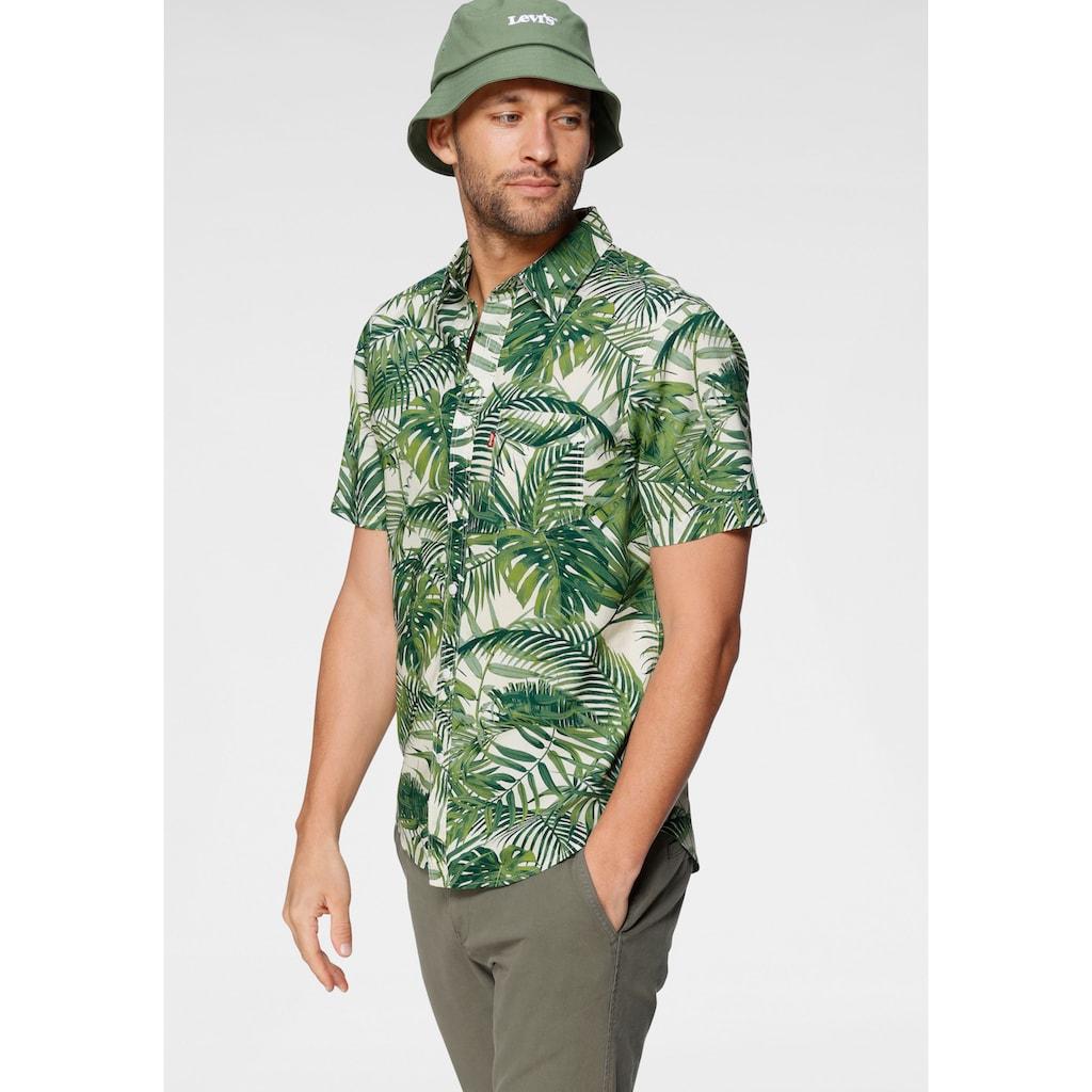 Levi's® Kurzarmhemd, mit Brusttasche