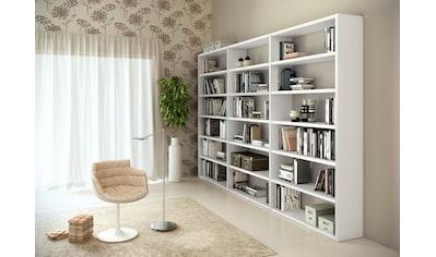 Raumteilerregal »Toro«, 18 Fächer, Breite 275,8 cm kaufen