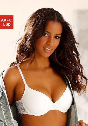 Nuance Schalen-BH, im Rücken aus Spitze, Cups aus Microtouch kaufen