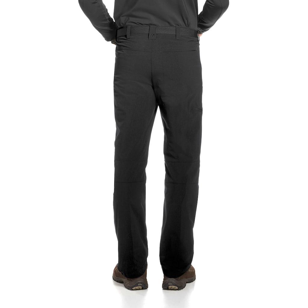 Maier Sports Funktionshose »Oberjoch Therm«, Winter-Outdoorhose, wattiert und elastisch