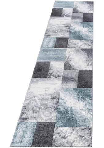 Ayyildiz Läufer »Hawaii 1710«, rechteckig, 13 mm Höhe, handgearbeiteter Konturenschnitt, 80cm x 300cm (BxL) kaufen