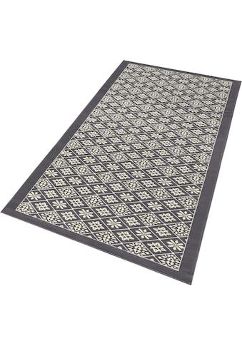 HANSE Home Läufer »Tile«, rechteckig, 9 mm Höhe, Kurzflor, gekettelt kaufen