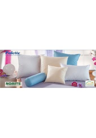 Balette Kopfkissen »Kissen, Balette«, Bezug: 100% Baumwolle, (1 St.) kaufen