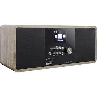 DAB + Radio, Imperial, »Dabman i250 Vintage - Optik Hellgrau« kaufen
