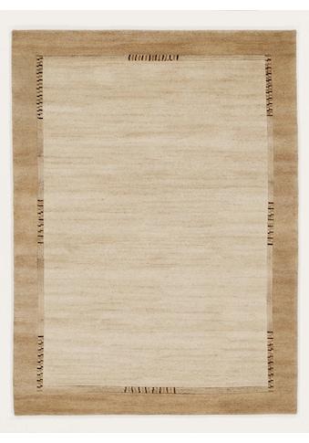 OCI DIE TEPPICHMARKE Orientteppich »Jowea Emotion«, rechteckig, 9 mm Höhe, reine Wolle, handgeknüpft, Wohnzimmer kaufen