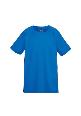 Fruit of the Loom T - Shirt »Performance Sportwear Kinder (2 Stück/Packung)« kaufen