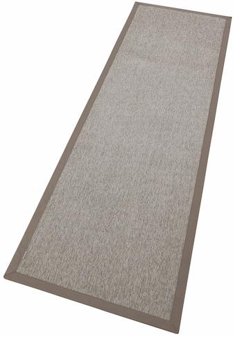 Dekowe Läufer »Naturino Rips«, rechteckig, 7 mm Höhe, Teppich-Läufer, Flachgewebe, Sisal-Optik, mit Bordüre, In- und Outdoor geeignet kaufen