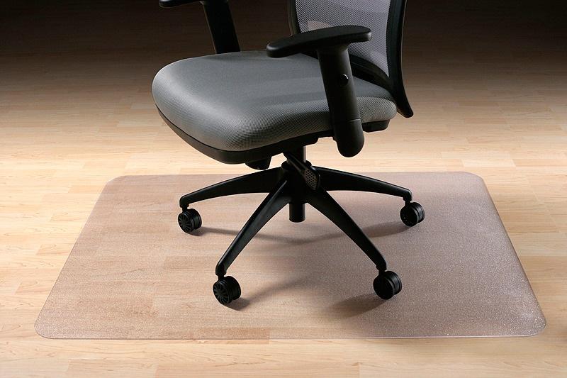 Image of ANDIAMO Bodenschutzmatte »Bürostuhlmatte«, transparent