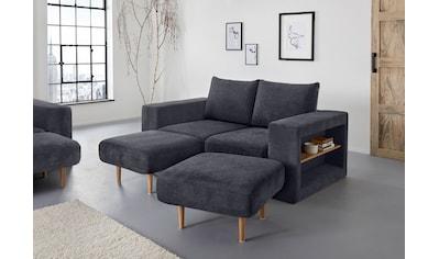 LOOKS by Wolfgang Joop 2,5-Sitzer »Looksvb«, Verwandlungssofa: aus Sofa wird Sofa mit... kaufen