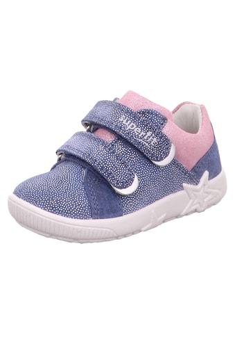 Superfit Sneaker »Starlight WMS Weiten-Messsystem: mittel«, mit Glitzer kaufen