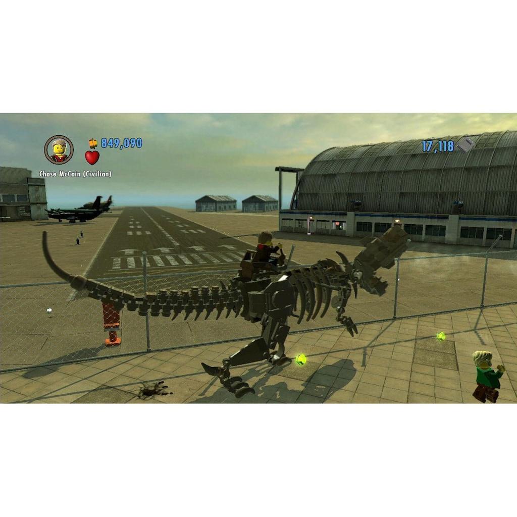 Warner Spiel »LEGO City Undercover«, PlayStation 4