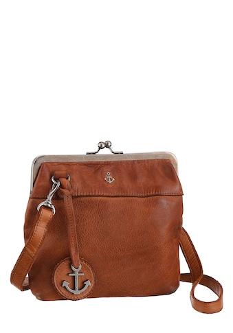 HARBOUR 2nd Mini Bag »Rosalie«, aus Leder mit typischen Marken-Anker-Label und... kaufen
