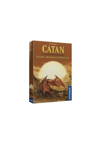 Kosmos Spiel »CATAN Trésors« kaufen