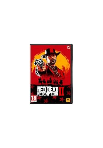 Spiel »Red Dead Redemption 2 (Code in a Box)«, PC, Standard Edition kaufen