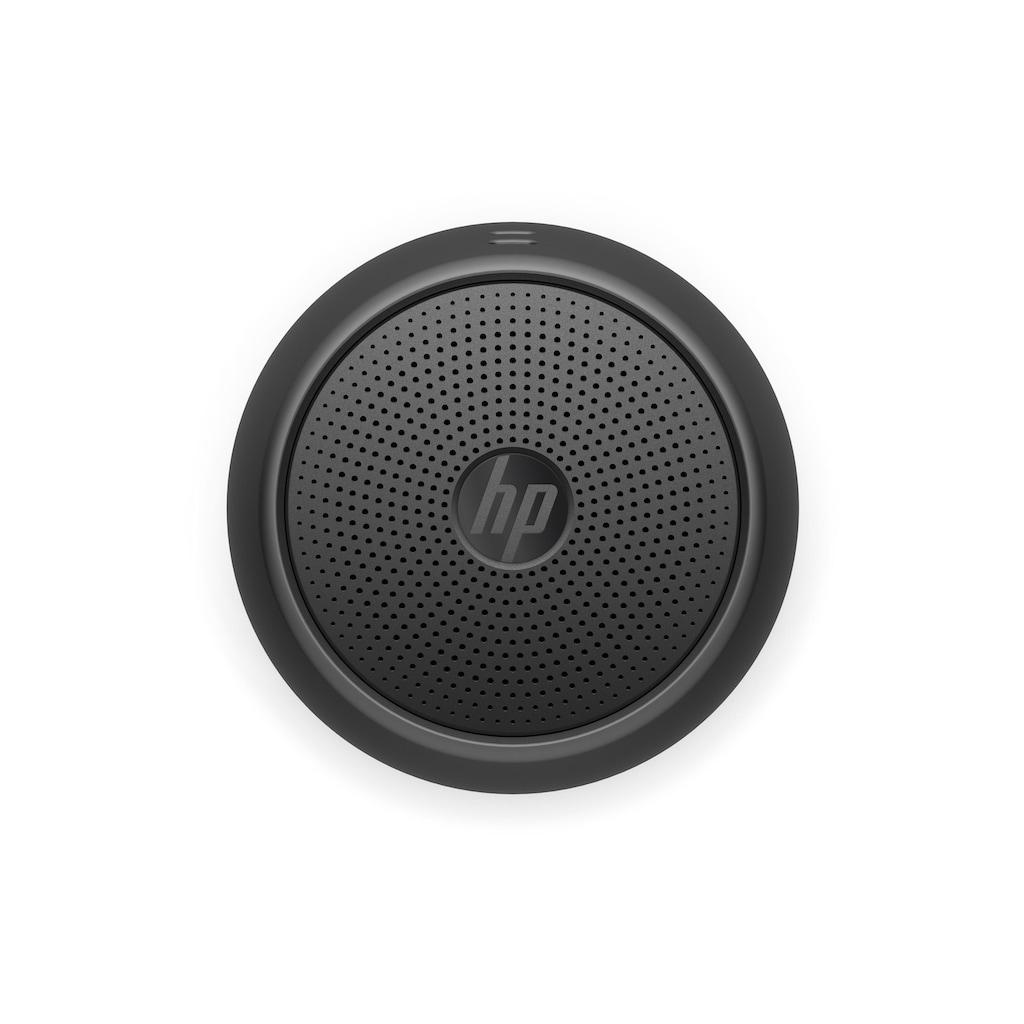 HP Bluetooth-Speaker »HP Bluetooth Speaker 360 Schwarz«
