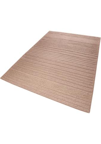 Esprit Wollteppich »Aurelia Kelim«, rechteckig, 8 mm Höhe, reine Wolle, Wohnzimmer kaufen
