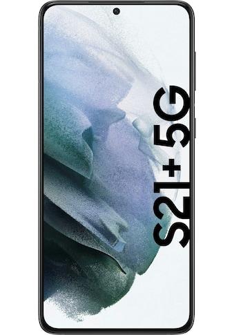 """Samsung Smartphone »Galaxy S21+ 5G«, (16,95 cm/6,7 """" 128 GB Speicherplatz, 12 MP... kaufen"""