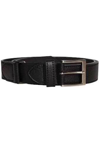 Duke Clothing Synthetikgürtel »Herren D555 Matthew Kingsize Xtenda Ledergürtel« kaufen