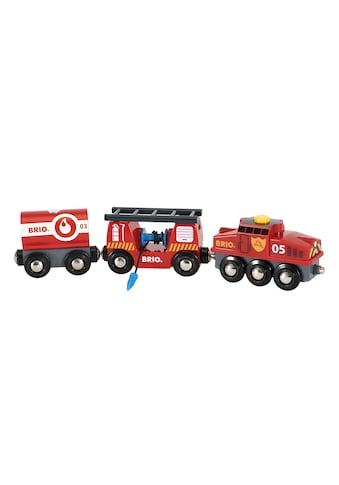 BRIO® Spielzeug-Auto »Feuerwehr Löschzug« kaufen