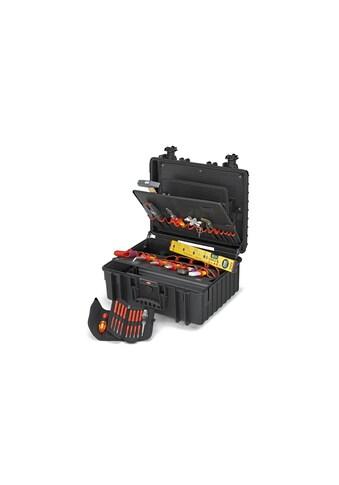 Knipex Werkzeugset »Werkzeugkoffer «Robust34» Elektro 26-teilig« kaufen