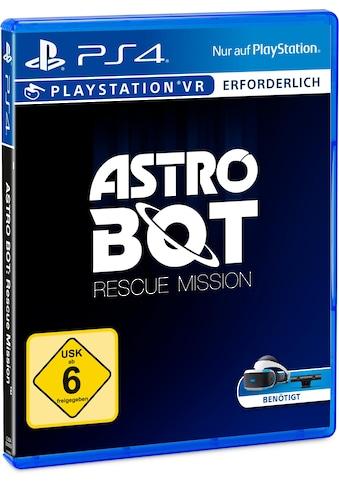 PlayStation 4 Spiel »Astro Bot Rescue Mission VR«, PlayStation 4 kaufen