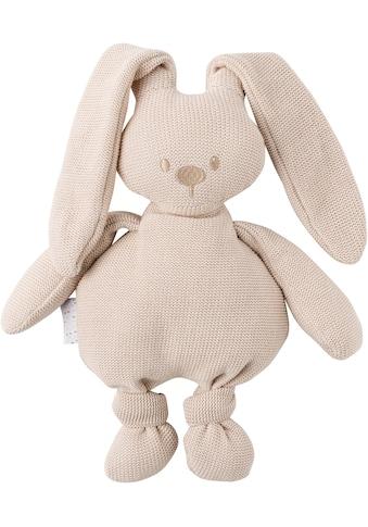"""Nattou Kuscheltier """"lapidou cuddly cotton Hase, beige"""" kaufen"""