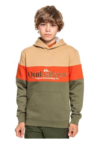 Quiksilver Hoodie »Beach To School« kaufen