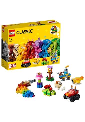 """LEGO® Konstruktionsspielsteine """"Bausteine  -  Starter Set (11002), LEGO® Classic"""", Kunststoff, (300 - tlg.) kaufen"""