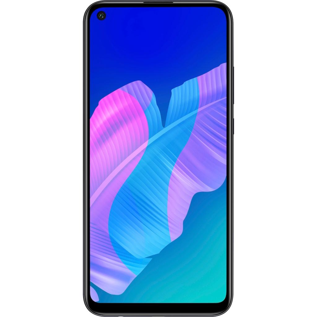 "Huawei Smartphone »P40 lite E«, (16,23 cm/6,39 "", 64 GB, 48 MP Kamera), 24 Monate Herstellergarantie"