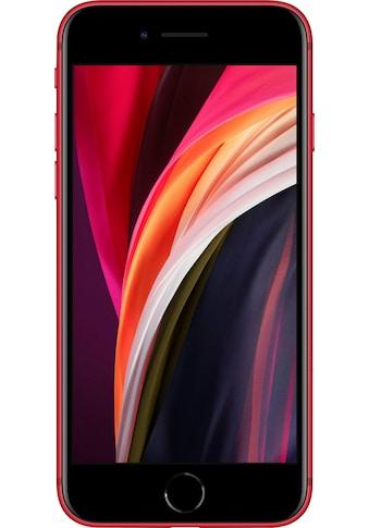 """Apple Smartphone »iPhone SE (2020), 4G«, (11,94 cm/4,7 """", 64 GB Speicherplatz, 12 MP... kaufen"""