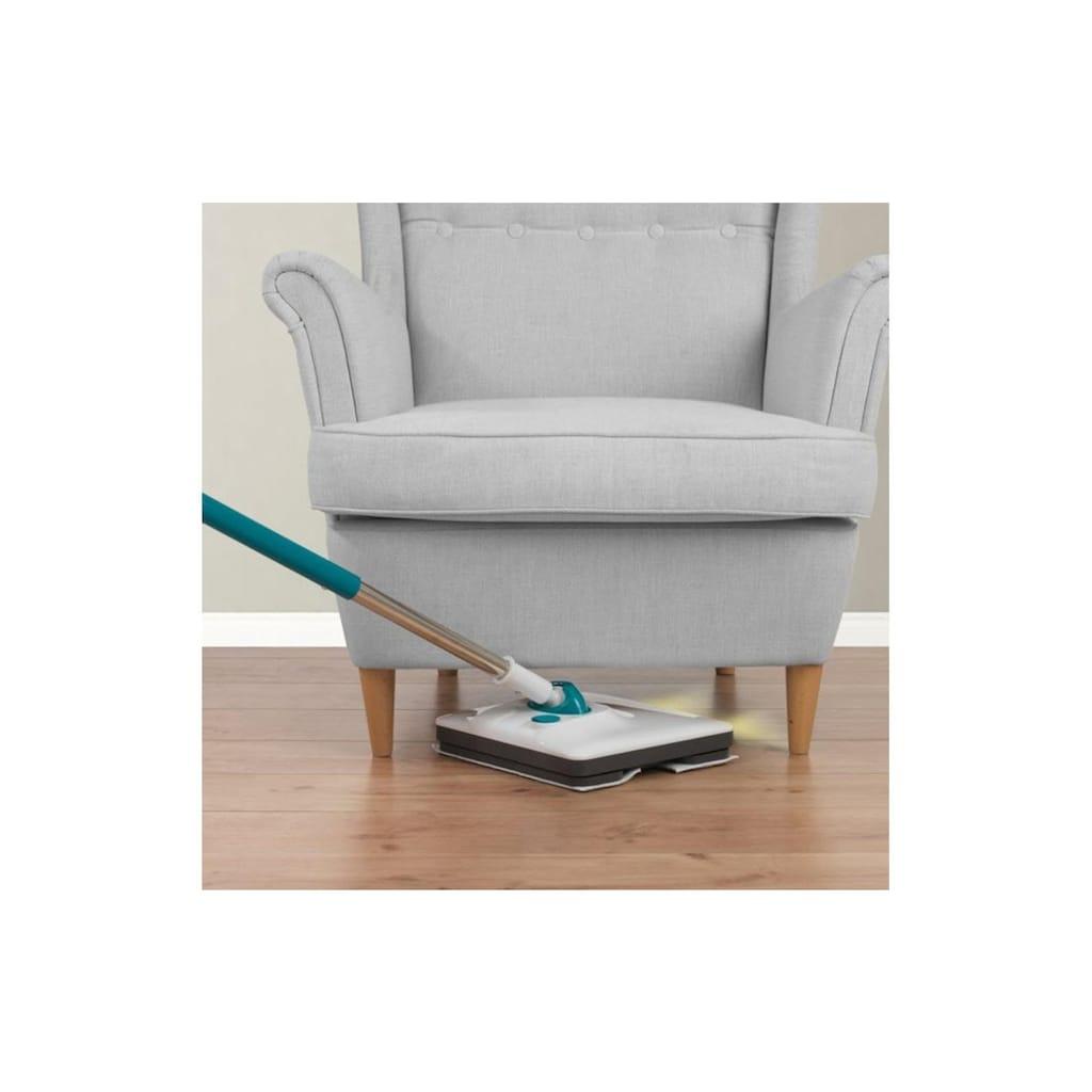 CLEANmaxx Nass-Trocken-Sauger »LED Petrol/Weiss«