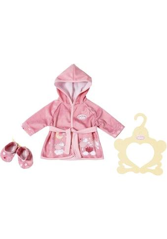 Baby Annabell Puppenkleidung »Bademantel« kaufen