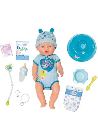 "Baby Born Babypuppe ""Soft Touch Boy"" (10 - tlg.) kaufen"