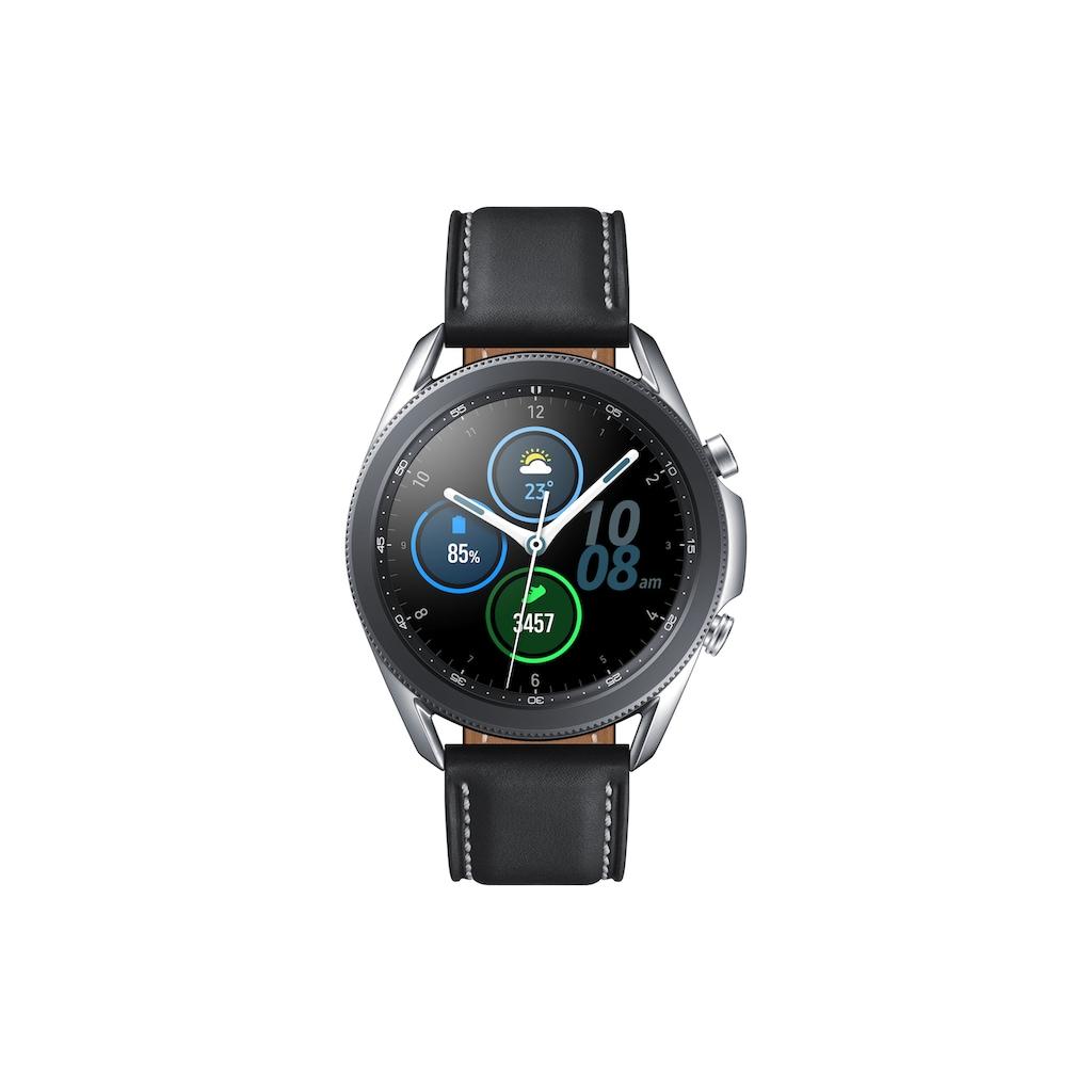 Samsung Smartwatch »Galaxy Watch 3«, (Android Wear)