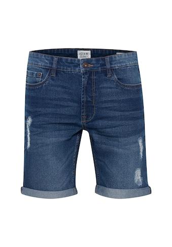 Solid Jeansshorts »Noyton«, Denim Shorts mit Destroyed Look kaufen