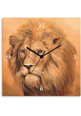 Artland Wanduhr »Löwe« kaufen