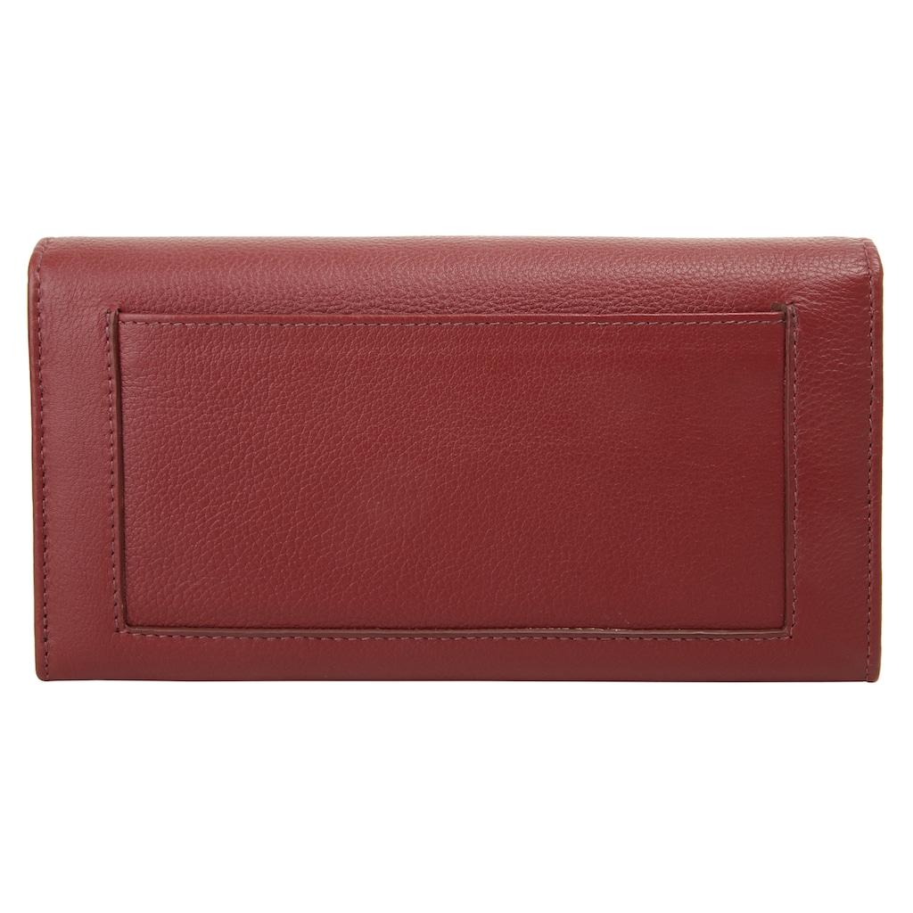 bugatti Geldbörse »LADY TOP«, Kreditkartenfächer