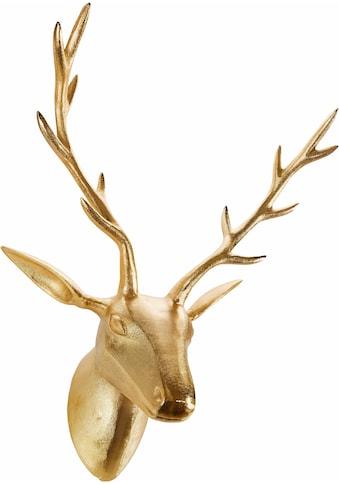 ARTRA Dekogeweih »Geweih«, Wanddeko, aus Metall kaufen