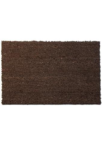 Primaflor-Ideen in Textil Fussmatte »KOKOS«, rechteckig, 17 mm Höhe, Fussabstreifer,... kaufen