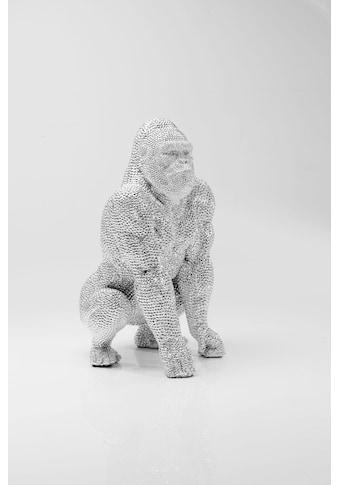 KARE Dekofigur »Shiny Gorilla« kaufen