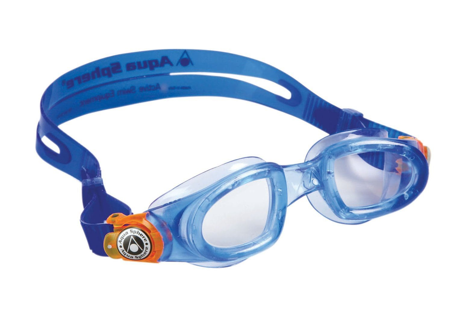 Image of Aqua Sphere Schwimmbrille »Moby Kid«