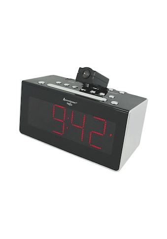 Radiowecker, soundmaster, »FUR6005 Schwarz« kaufen