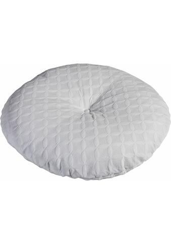 Max Winzer® Chillkissen, mit Dekorsteppung kaufen
