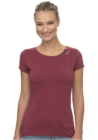 Ragwear T - Shirt »FLORAH A ORGANIC« kaufen