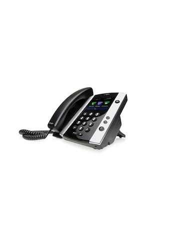 Polycom Kabelgebundenes Telefon »VVX 501 Microsoft« kaufen