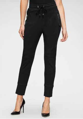 MAC Jogger Pants »Future-Pants«, Gewebte Schlupfform mit grossen Taschen kaufen